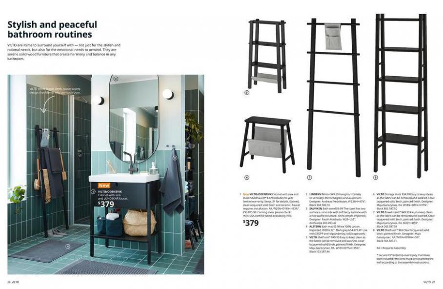 IKEA Bathroom 2021. Page 14