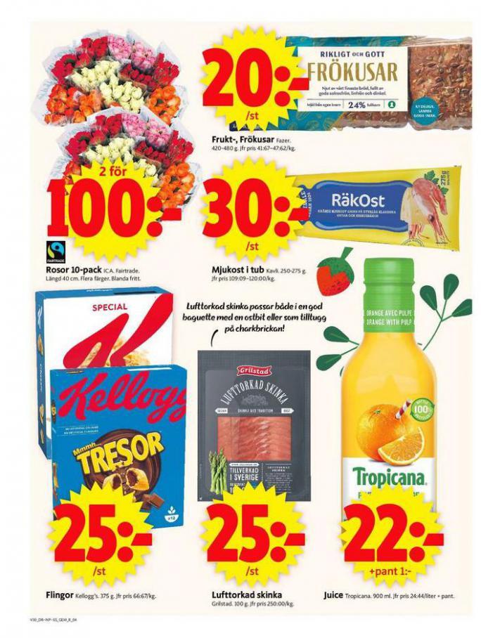 ICA Supermarket Erbjudanden. Page 4