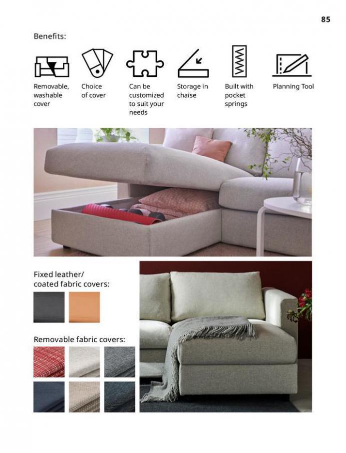 IKEA Sofa 2021. Page 85
