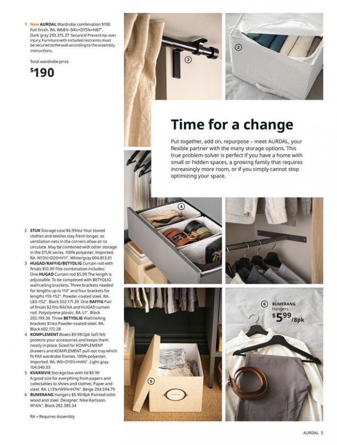 2021 Wardrobe. Page 5