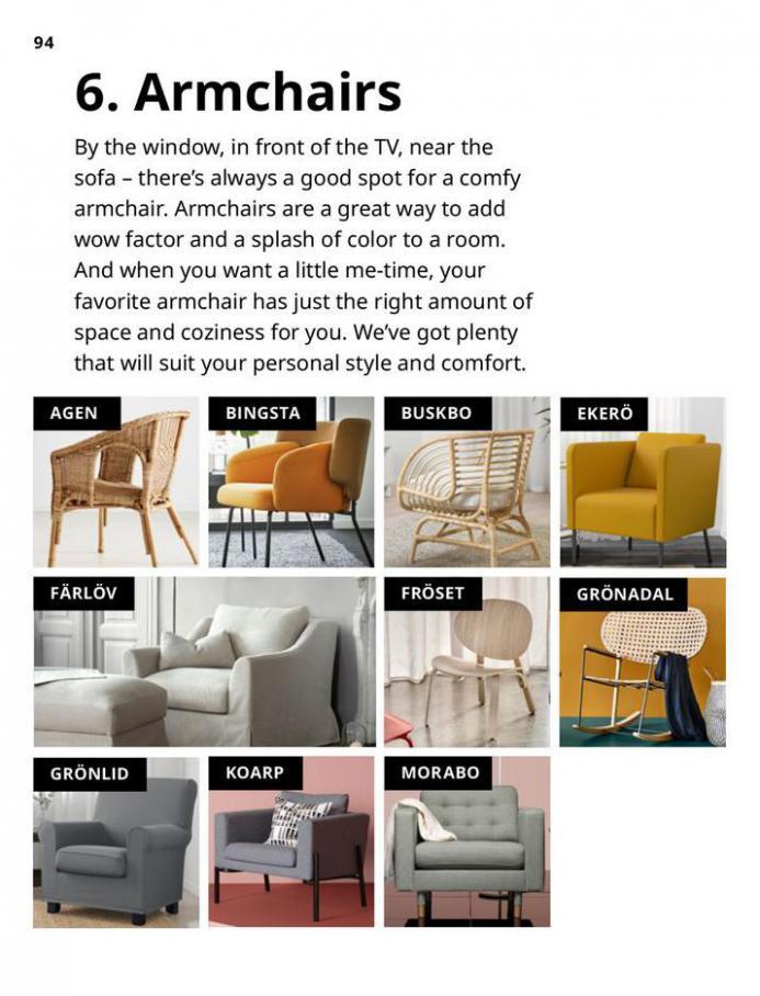 IKEA Sofa 2021. Page 94