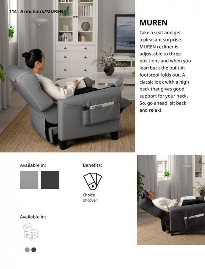 IKEA Sofa 2021. Page 114