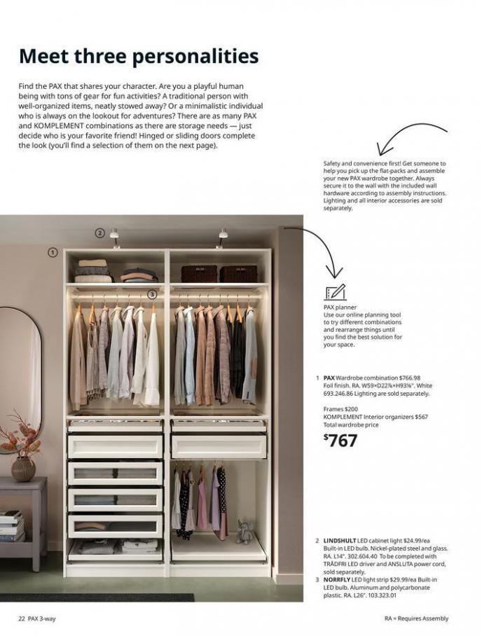 2021 Wardrobe. Page 22