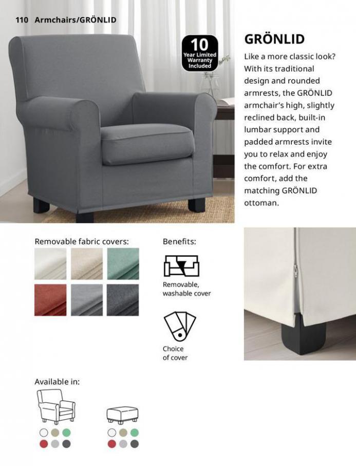 IKEA Sofa 2021. Page 110
