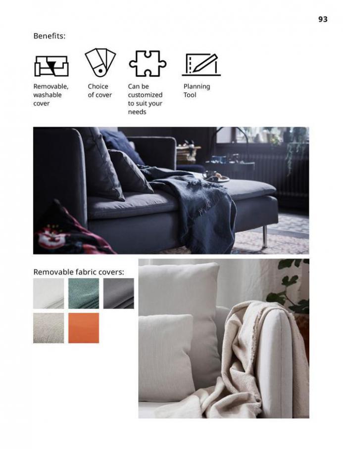 IKEA Sofa 2021. Page 93