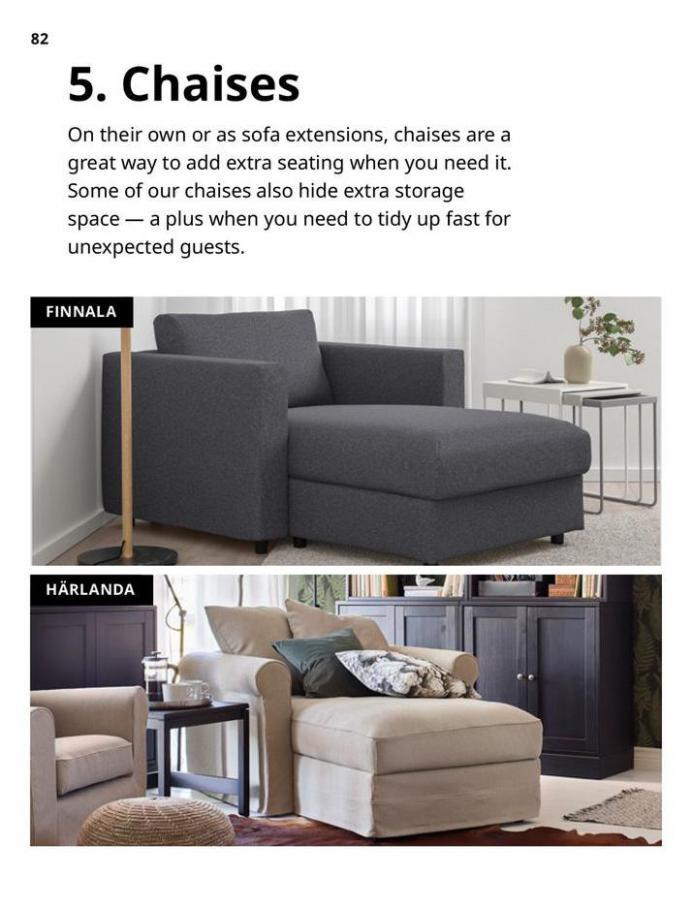 IKEA Sofa 2021. Page 82