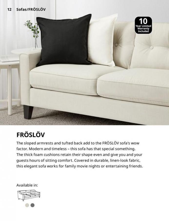 IKEA Sofa 2021. Page 12