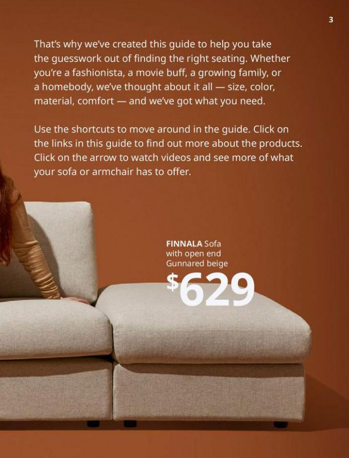 IKEA Sofa 2021. Page 3