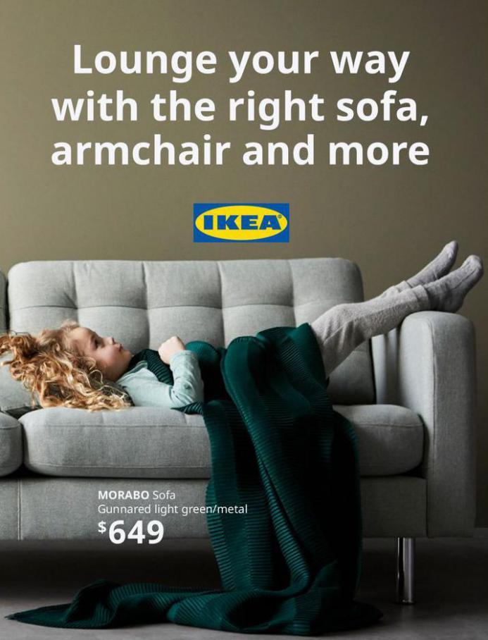 IKEA Sofa 2021. IKEA (2021-11-30-2021-11-30)
