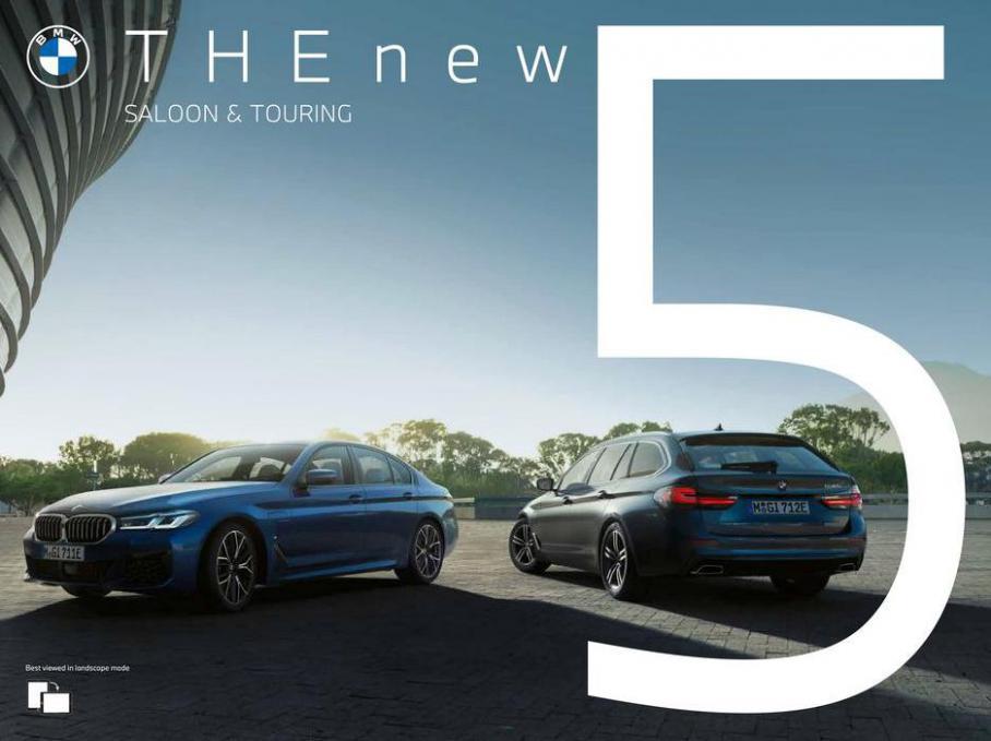 BMW 5 Series Saloon. Bilia (2021-10-31-2021-10-31)