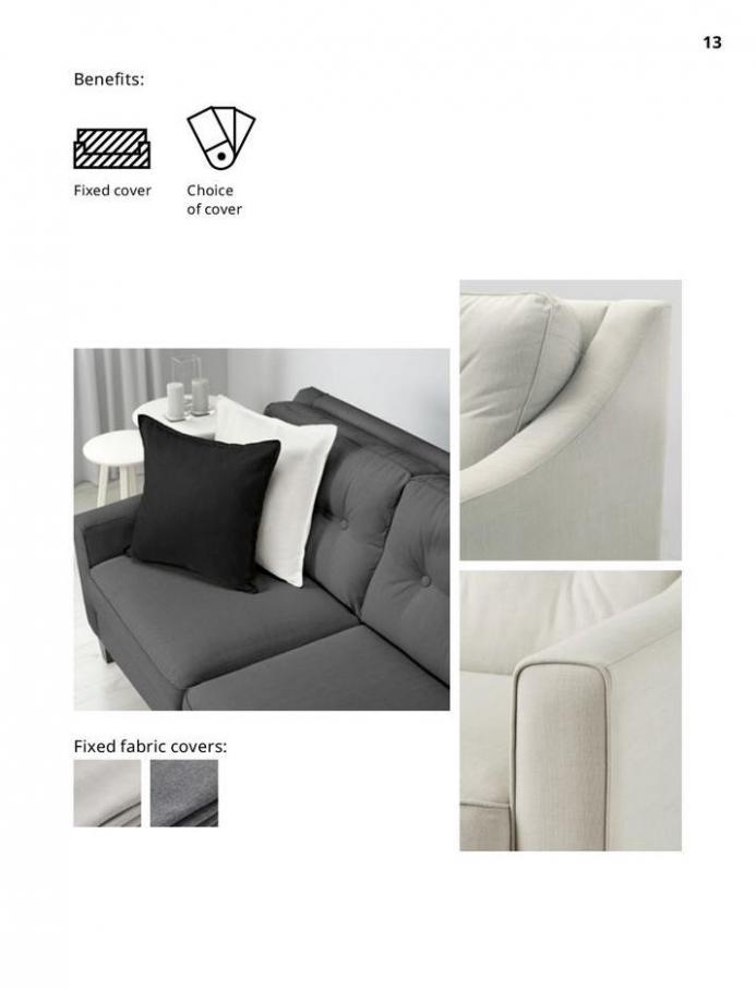 IKEA Sofa 2021. Page 13