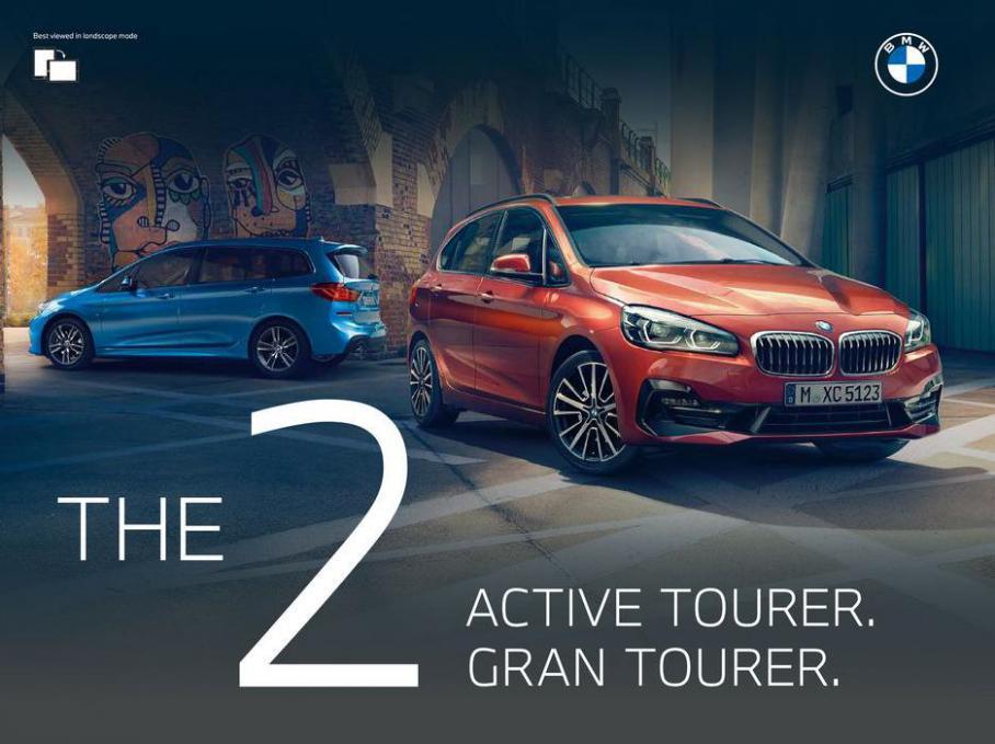 BMW 2 Series. Bilia (2021-10-31-2021-10-31)
