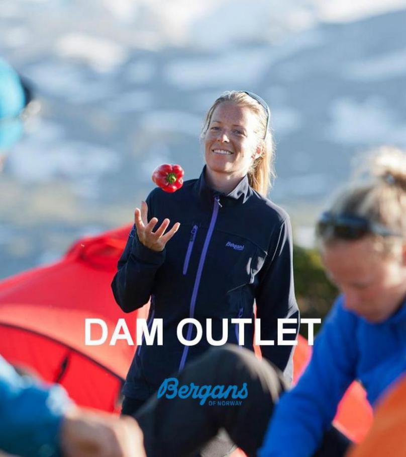 Dam Outlet. Bergans (2021-08-31-2021-08-31)