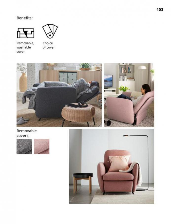 IKEA Sofa 2021. Page 103