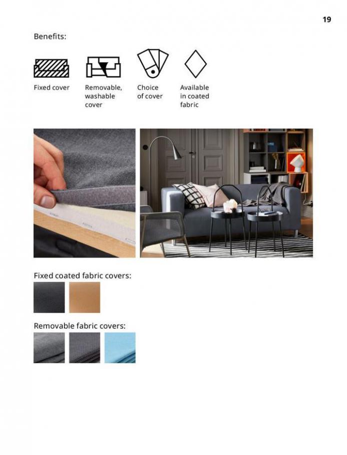 IKEA Sofa 2021. Page 19