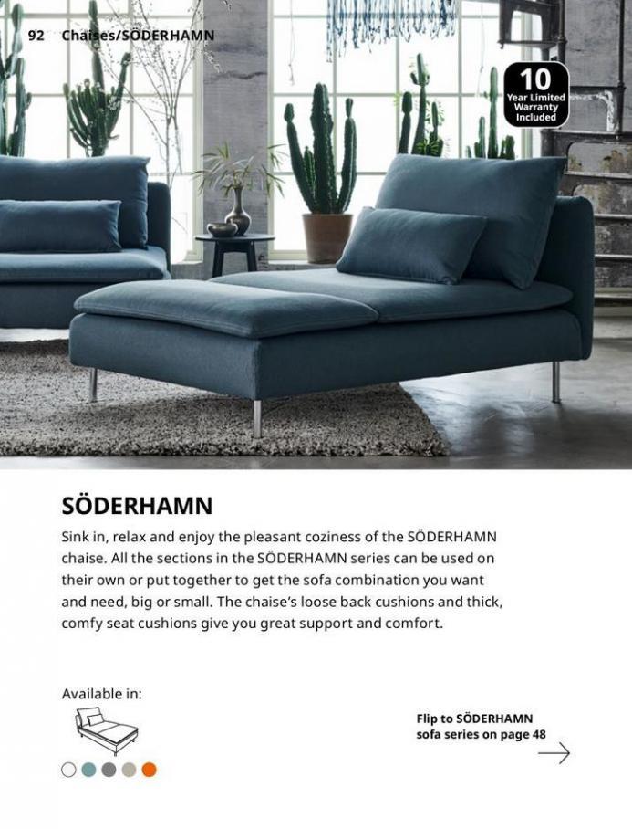 IKEA Sofa 2021. Page 92