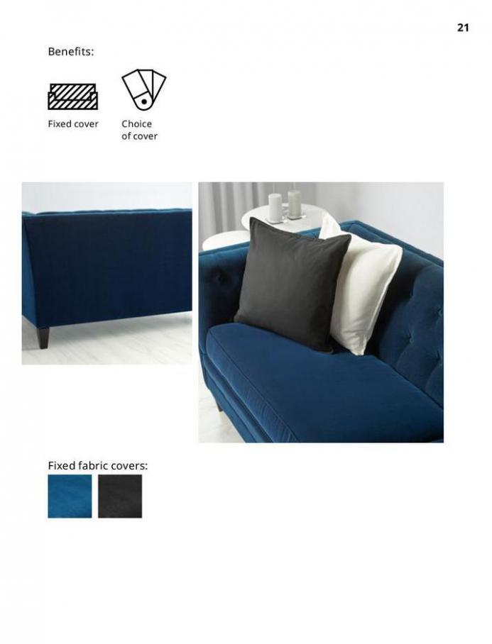 IKEA Sofa 2021. Page 21