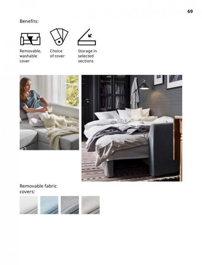 IKEA Sofa 2021. Page 69