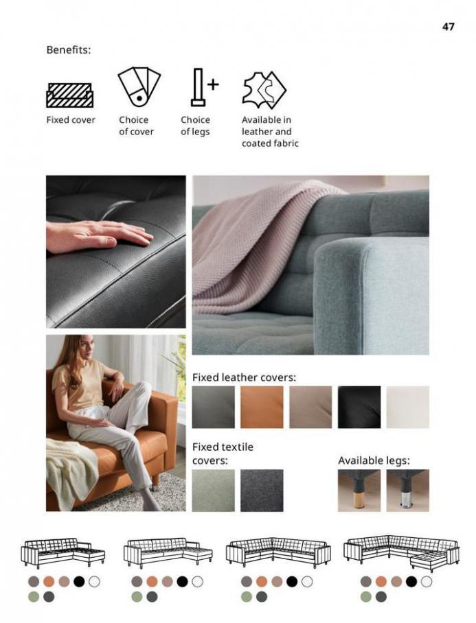 IKEA Sofa 2021. Page 47