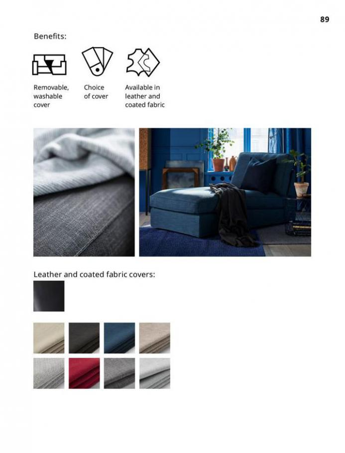 IKEA Sofa 2021. Page 89