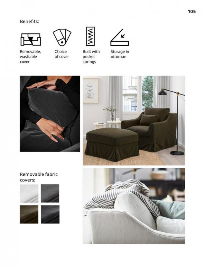IKEA Sofa 2021. Page 105