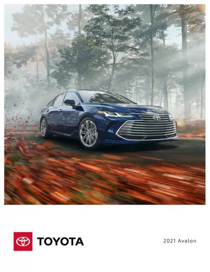 Toyota Avalon. Bilia (2021-10-31-2021-10-31)