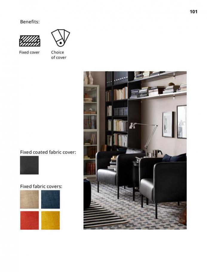 IKEA Sofa 2021. Page 101