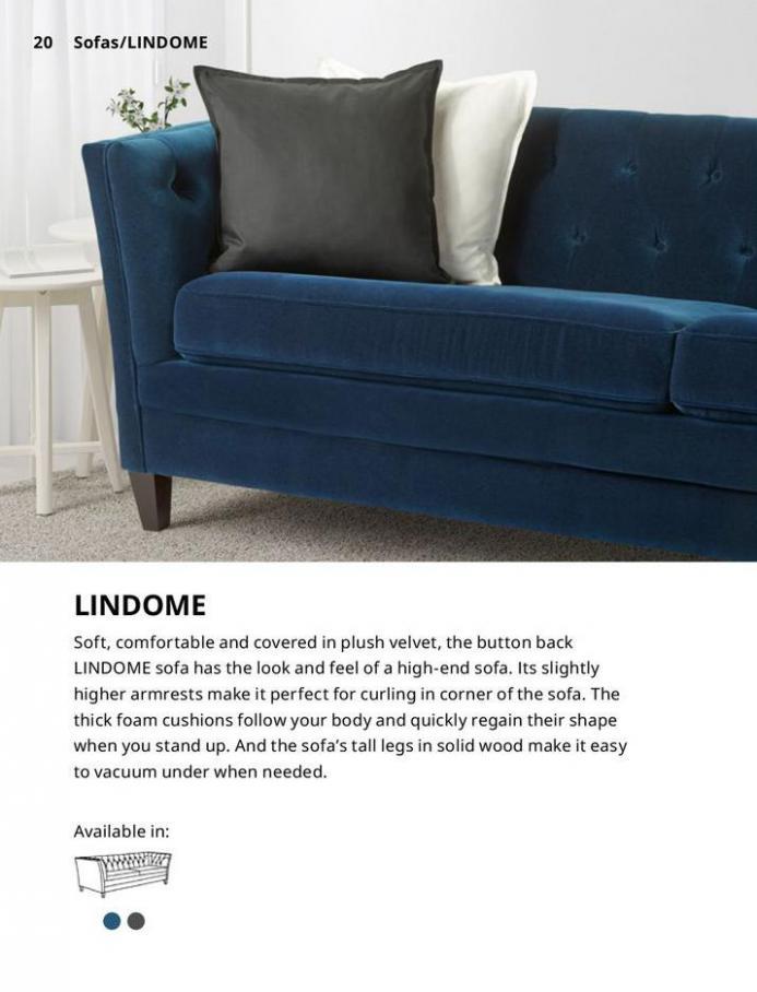 IKEA Sofa 2021. Page 20