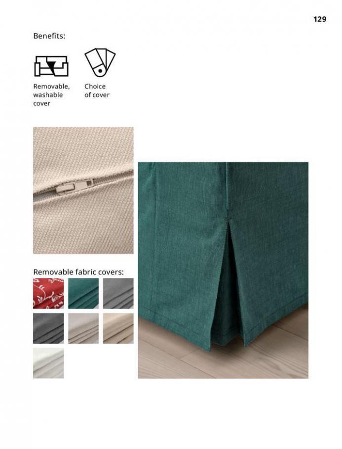 IKEA Sofa 2021. Page 129