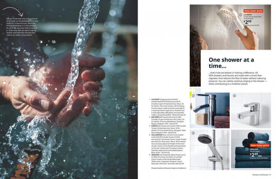 IKEA Bathroom 2021. Page 16