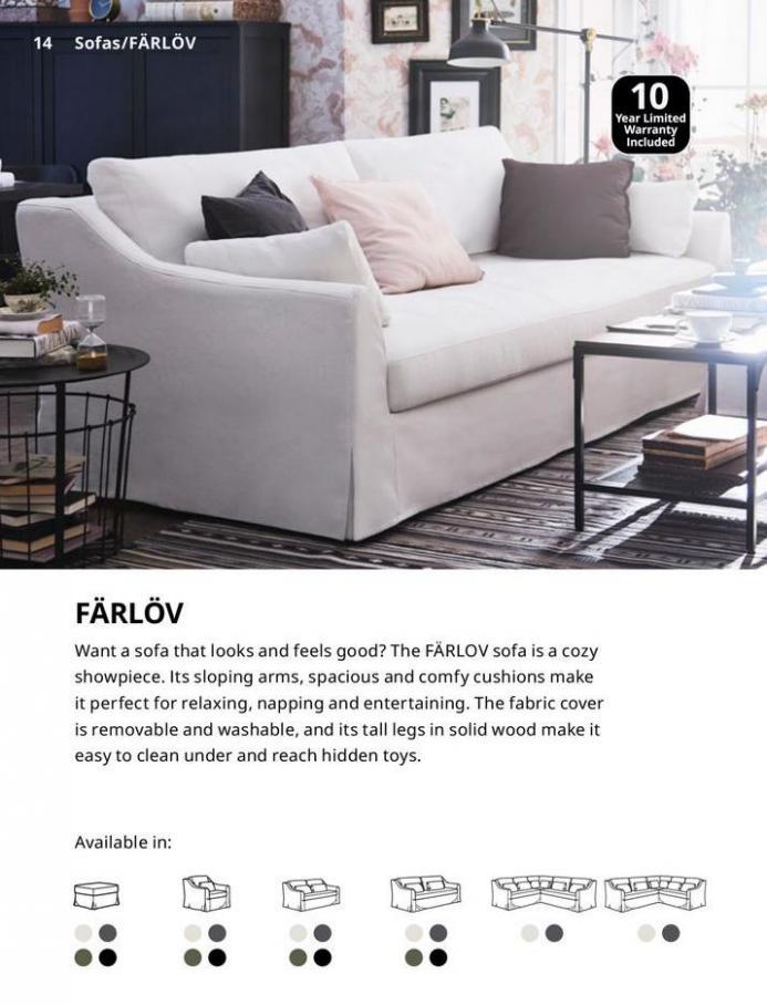 IKEA Sofa 2021. Page 14