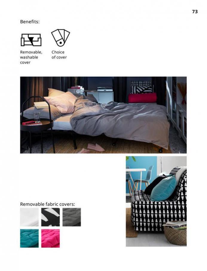 IKEA Sofa 2021. Page 73