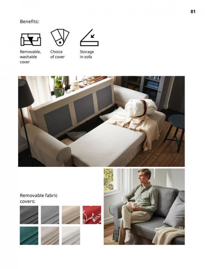 IKEA Sofa 2021. Page 81
