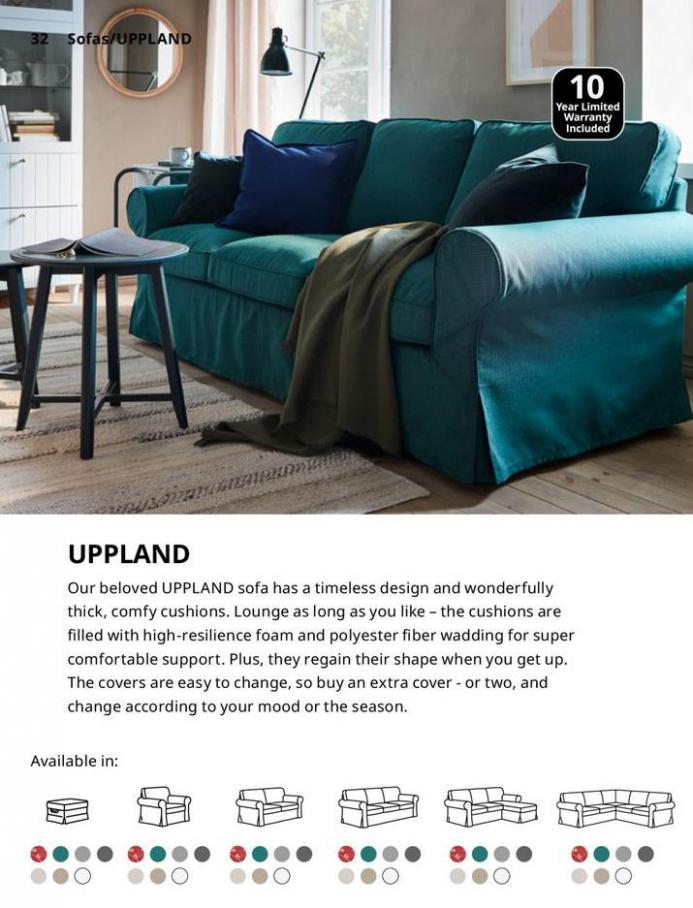 IKEA Sofa 2021. Page 32