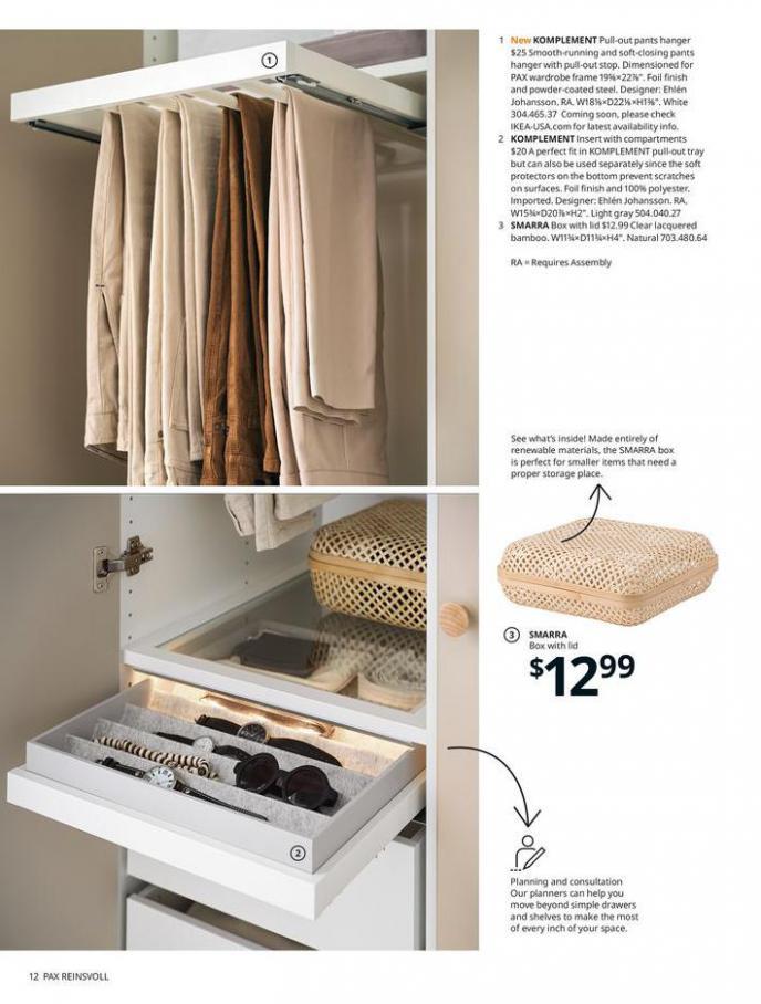 2021 Wardrobe. Page 12