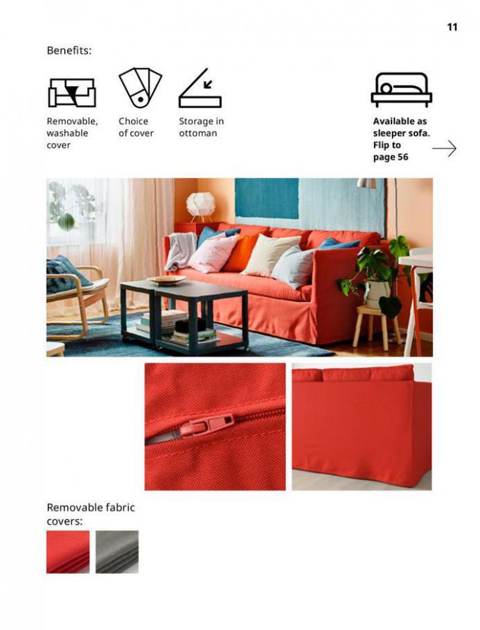 IKEA Sofa 2021. Page 11