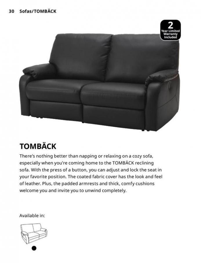 IKEA Sofa 2021. Page 30