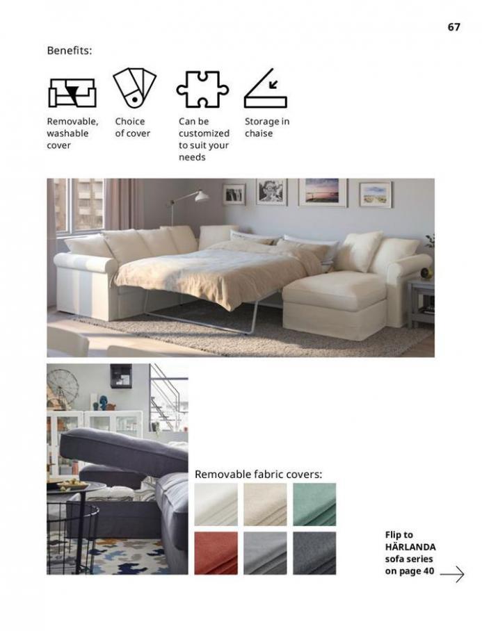 IKEA Sofa 2021. Page 67