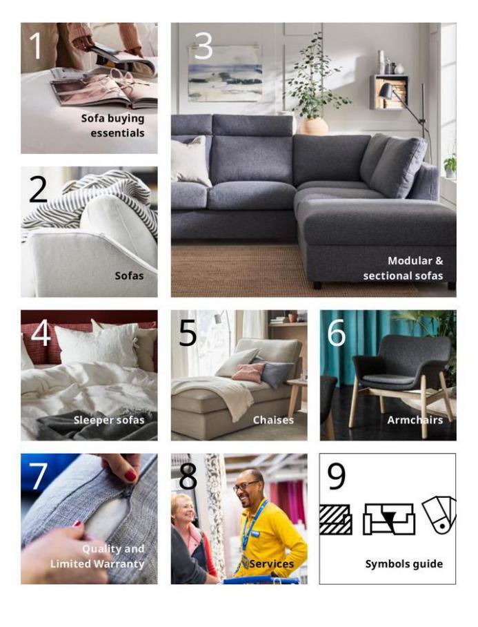 IKEA Sofa 2021. Page 5