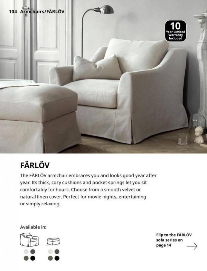 IKEA Sofa 2021. Page 104