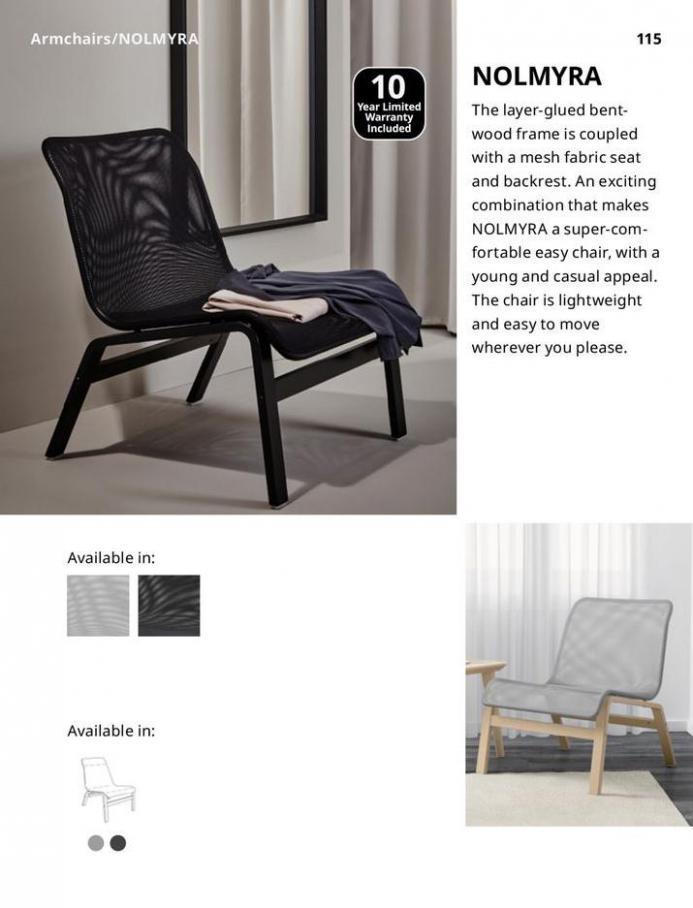 IKEA Sofa 2021. Page 115