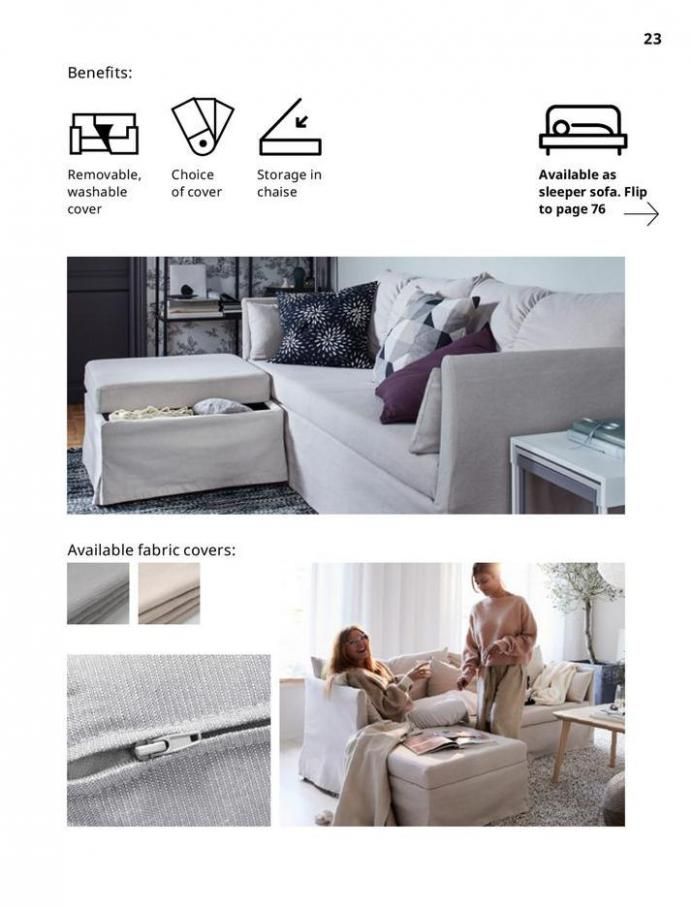 IKEA Sofa 2021. Page 23