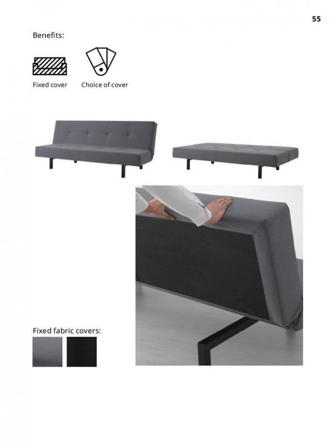 IKEA Sofa 2021. Page 55