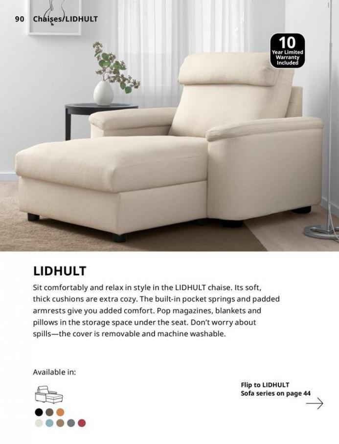 IKEA Sofa 2021. Page 90
