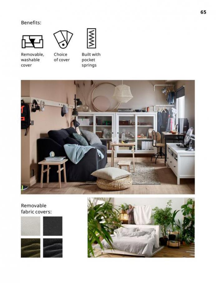 IKEA Sofa 2021. Page 65