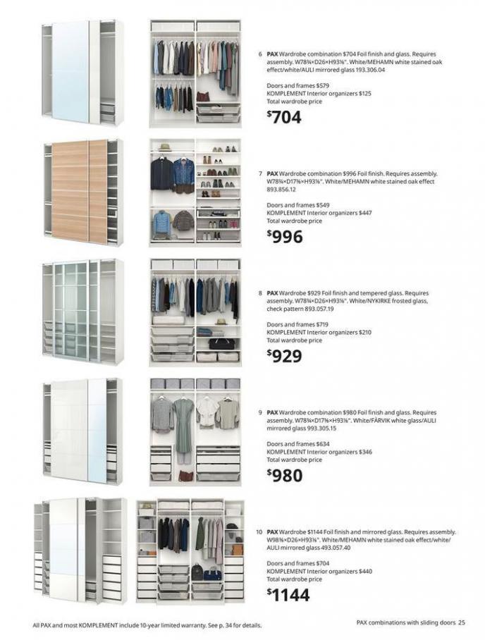 2021 Wardrobe. Page 25