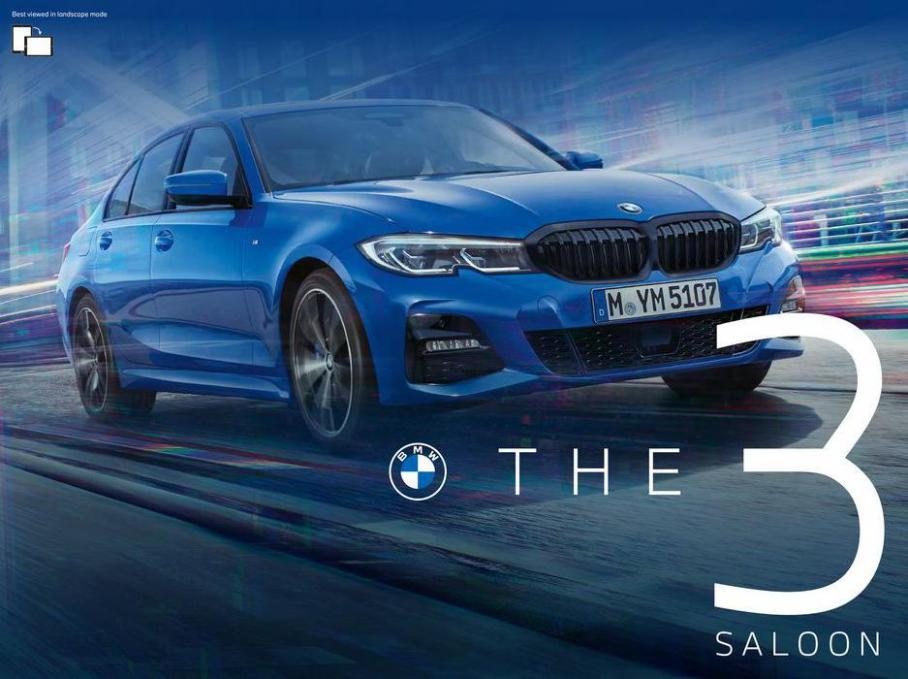 BMW 3 Series. Bilia (2021-10-31-2021-10-31)