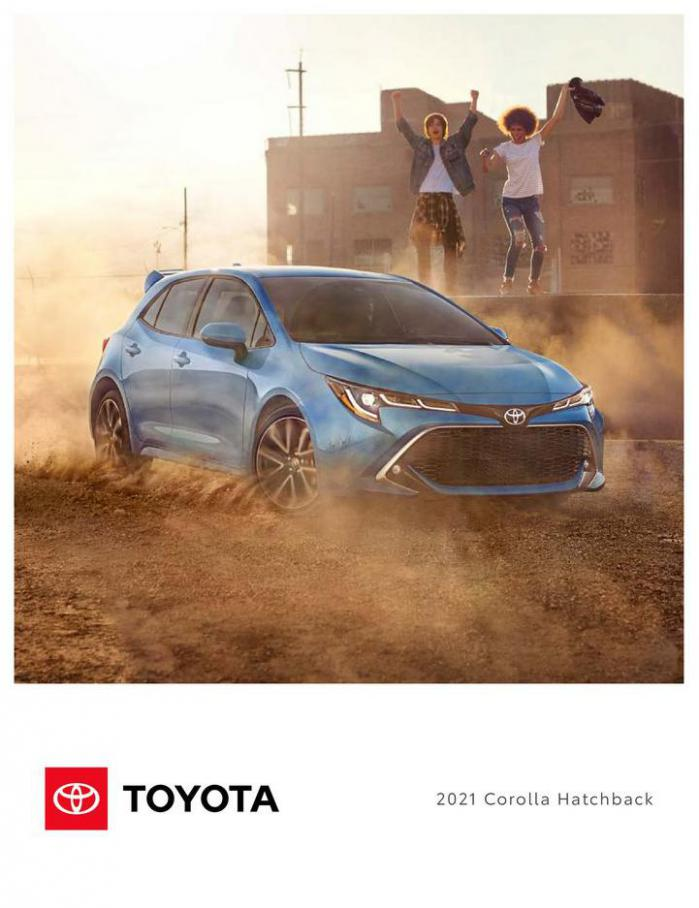 Toyota 2021. Bilia (2021-10-31-2021-10-31)