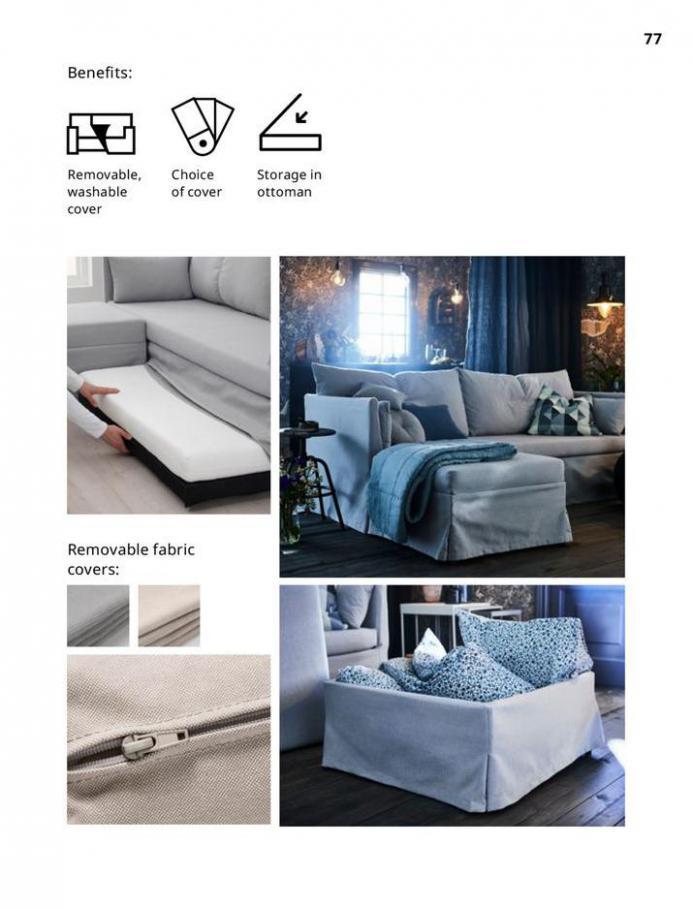 IKEA Sofa 2021. Page 77