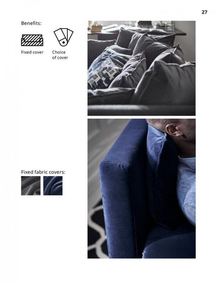 IKEA Sofa 2021. Page 27